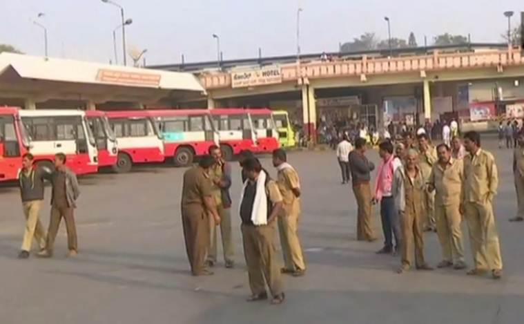 Karnataka bandh, Karnataka bandh today, Karnataka bandh LIVE updates, karnataka, Mahadayi river dispute, Karnataka protests, karnataka bandh live, Karnataka government, congress, BJP, AMit Shah,