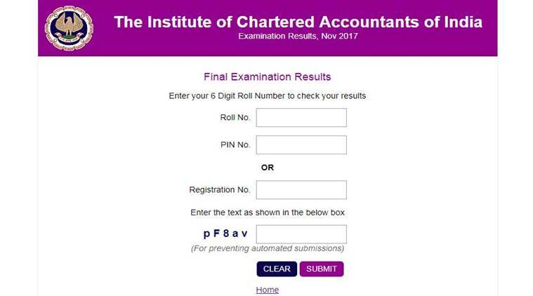 ICAI CA Final, CPT result declared; Here are the steps to check