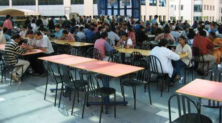 IIT-Bombay hostel asks students eating non-vegetarian to use separate plates, draws flak