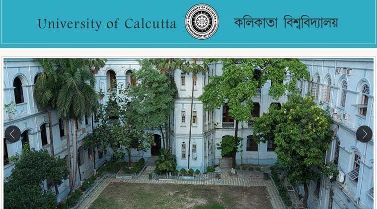 calcutta university results, wbresults.nic.in, Calcutta University