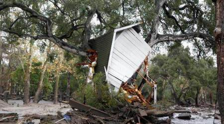 California mudslide: After wildfire, state devastated by rains