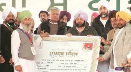 Punjab Chief Minister rolls out debt waiver, attacks farmer unions for 'spreading lies'
