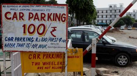 Panchkula Municipal Corporation all set to charge fee for parking at allmarkets