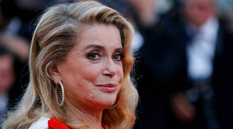 catherine deneuve, french actor