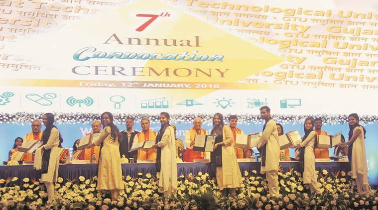 Gujarat varsity convocation: Discontent due to unemployment in state, says Governor