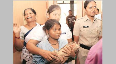 Baby stolen from Thane civil hospital found, three arrested