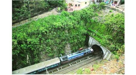 Life on the Local: Parsik tunnel- an engineering marvel, 'haunted', target of revolutionaries