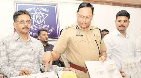 Man held in Thane for 'selling fake documents'