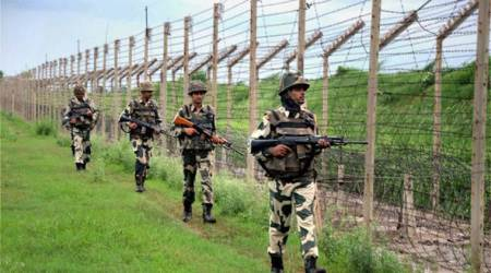 J-K: Pakistan violates ceasefire in Uri district, three civilians injured