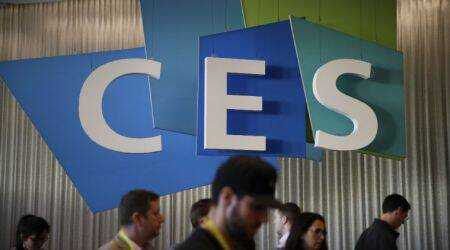 CES 2018, artificial intelligence, self-driving technology, smart wearables, voice-based assistants, Apple, Samsung, Google, Amazon