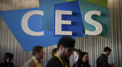 CES 2018, CES Las Vegas, 3D face recognition, phone-assisted sensors, smart devices, 3D printing technology, digital assistants, smart wearables, artificial intelligence, self-driving systems