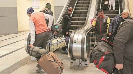 Now, pay huge penalty for carrying excess luggage ontrains