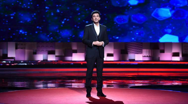 Chef Vikas Khanna as a speaker on TED Talks India Nayi Soch