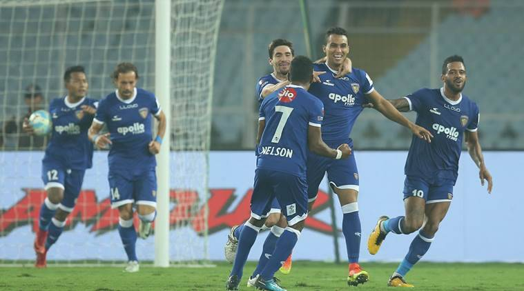 ISL 2017/18: Chennaiyin FC look to brighten play-offs ...