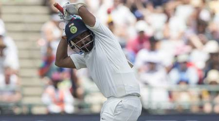 India vs South Africa: I made a mistake, should have left the ball alone, says Cheteshwar Pujara
