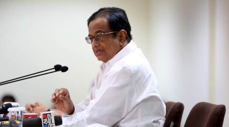 Comedy of errors, says P Chidambaram on ED raids against Karti