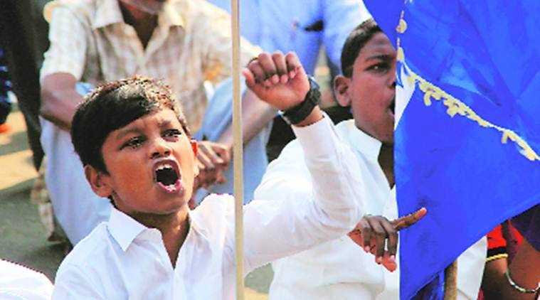 Maharashtra bandh:Young faces of protest shock many