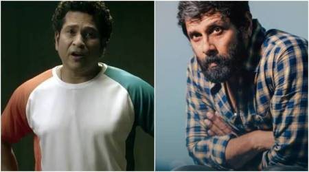 When Sachin Tendulkar didn't recognise Chiyaan Vikram