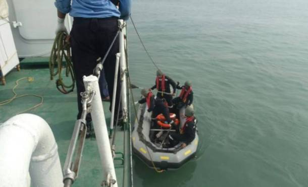 Pawan Hans chopper with ONGC employees crashes off Mumbai coast, 5 dead