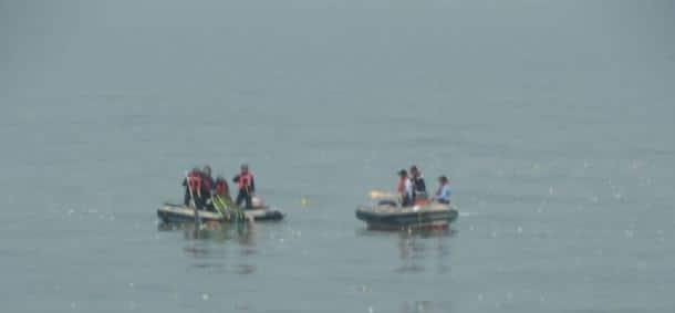 Pawan Hans chopper with ONGC employees crashes off Mumbai coast, 5 dead