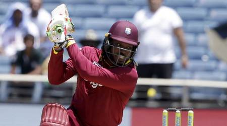 West Indies suffered defeat against New Zealand.