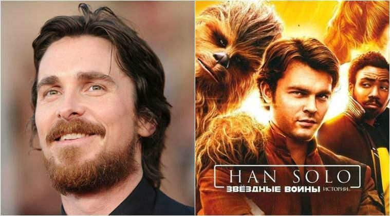 Christian Bale will be next seen in Hostiles alongside Rosamund Pike.