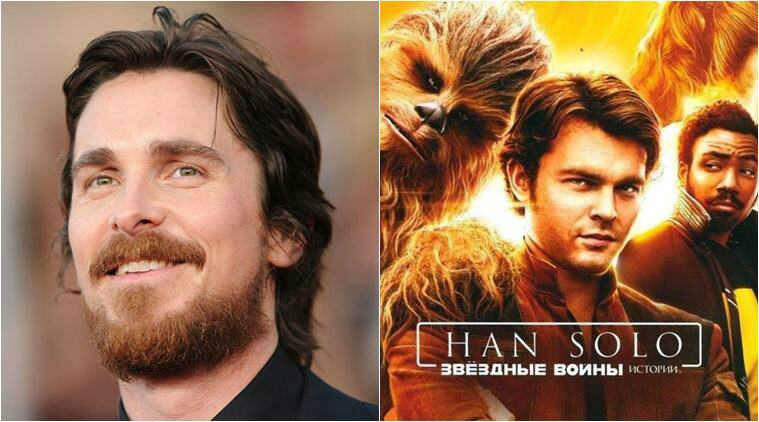 Christian Bale will be next seen in Hostiles alongside Rosamund Pike.