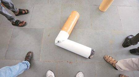 Just 3 per cent of cigarette trade in India illicit: Study differs from industryclaims