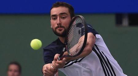 Maharashtra Open: Big-serving Marin Cilic makes light work of Frenchman Pierre-Hugues Herbert