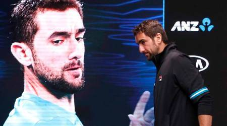 Australian Open 2018, Australian Open 2018 news, Australian Open 2018 results, Marin Cilic, Roger Federer, sports news, tennis, Indian Express