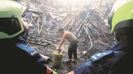 Charred body of 20-year-old found; Mumbai fire department seeks shoot records of TVshow