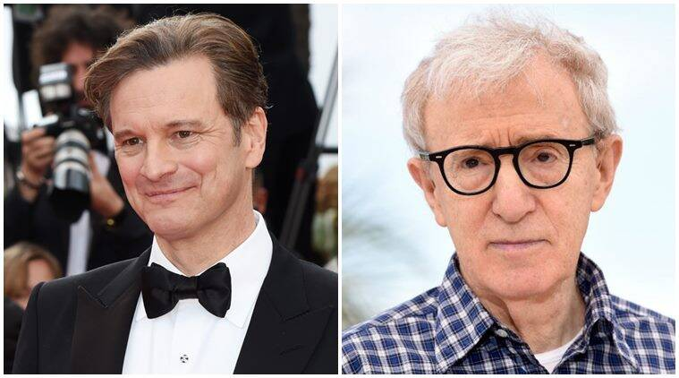 Won't work with Woody Allen again, says Colin Firth