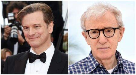 Colin Firth says he won't work with Woody Allen again