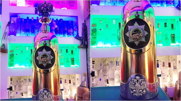 World's most expensive vodka bottle worth sh130m stolen in a pub
