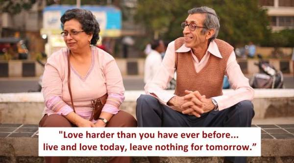 love story, heartwarming couple's love story, mumbai couple's love story, viral love story post, indian express, indian express news