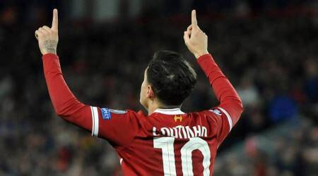 Liverpool to compensate fans who bought Philippe Coutinho replicashirt