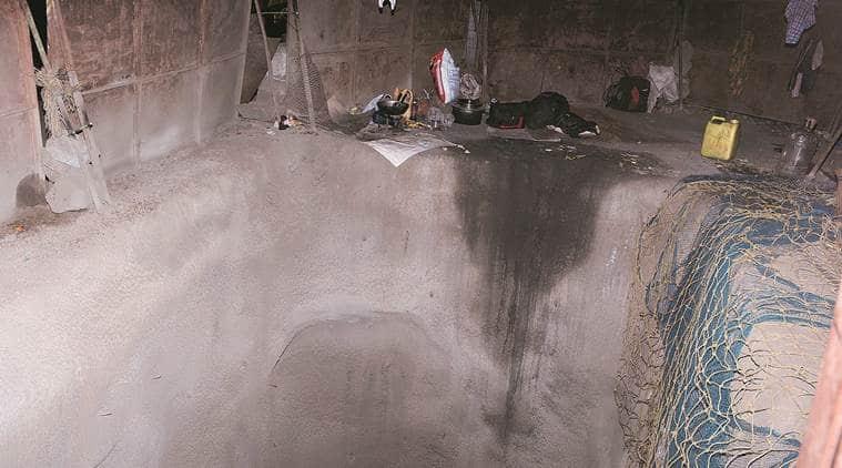 crane collapse, powai, crane worker dead, mumbai news, indian express