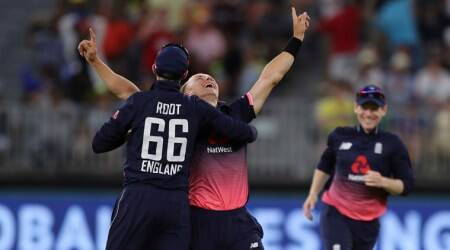 Australia vs England: Tom Curran five-for secures England's thrilling Perth win