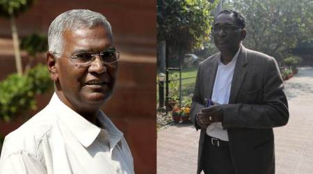 SC Judges' revolt: D Raja meets Justice J Chelameswar, CPI says it was in 'personal capacity'