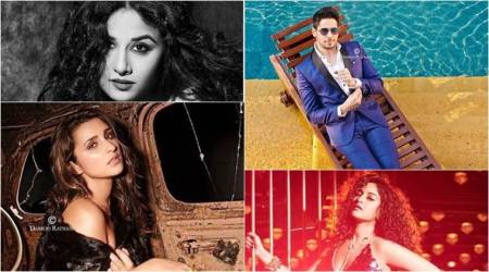Parineeti Chopra, Sidharth Malhotra and Vidya Balan raise the oomph quotient of Dabboo Ratnani 2018 calendar