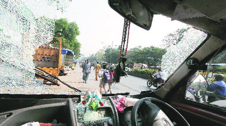 Dalit agitation: CCTVs helped police keep an eye on crowds
