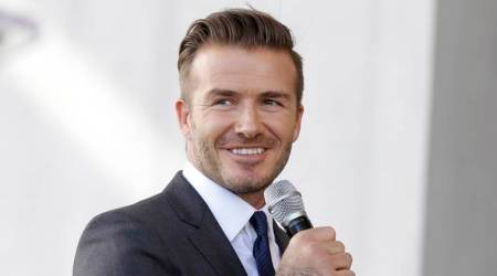 David Beckham to receive UEFA President's Award