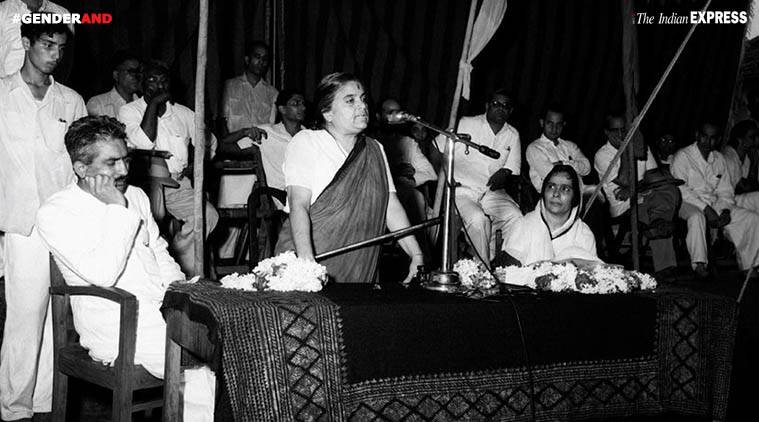 Durgabai Deshmukh, woman freedom fighter, Constitiuent assembly member, Constitution of India, GenderAnd, indian express