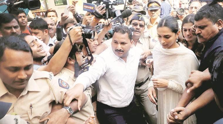 film padmaavat release, high security in maharashtra ahead of padmaavat release, indian express, padmavati row, bollywood