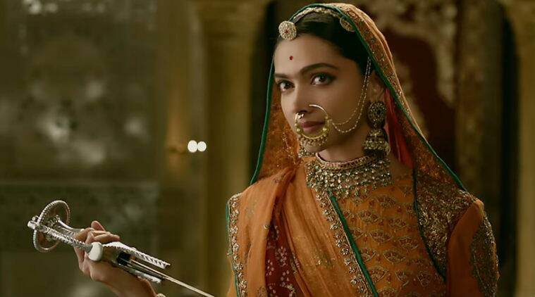 deepika padukone in the new padmaavat teaser