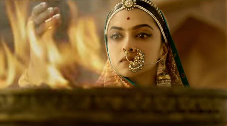 Padmaavat Row: Security tightened outside theaters across the nation