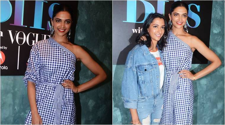 Deepika Padukone, Deepika Padukone latest photos, Deepika Padukone fashion, Deepika Padukone Bffs with Vogue, Deepika Padukone sister, indian express, indian express news