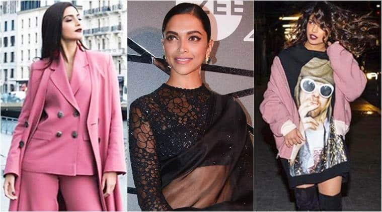 PHOTOS: Deepika Padukone, Priyanka Chopra, Sonam Kapoor ...