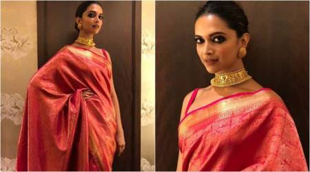 Fashion styles from Baahubali and Devdas costumes