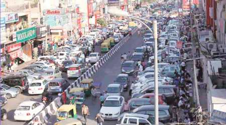 Delhi: Parking no longer free at Khan Market